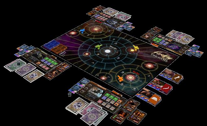FireflyTheGame - plansza